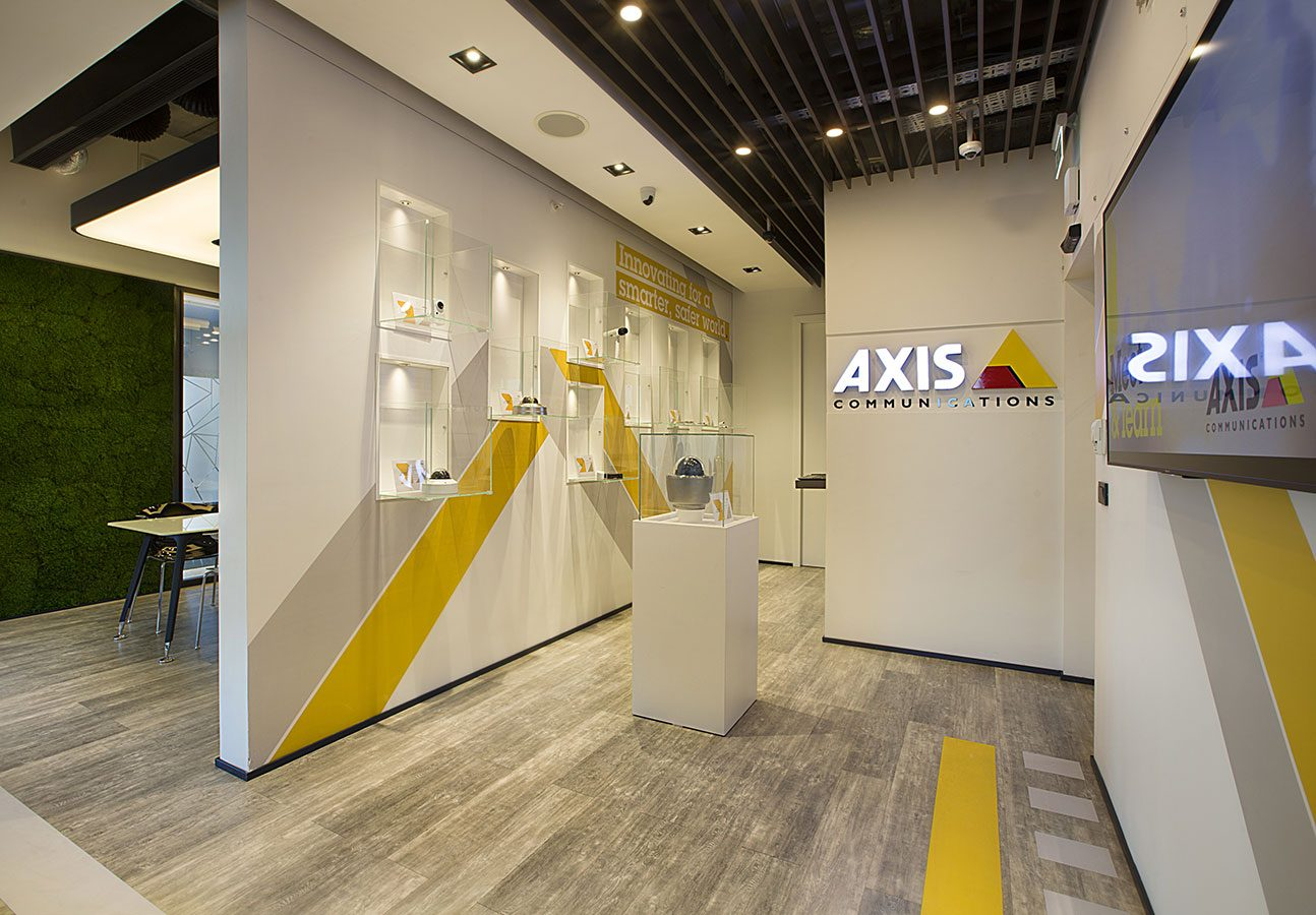 AXIS COMMUNICATIONS OFİS